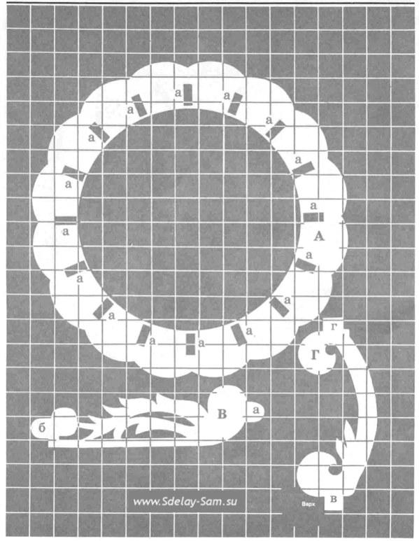 Поделки из фанеры лобзиком чертежи - Всемирная схемотехника