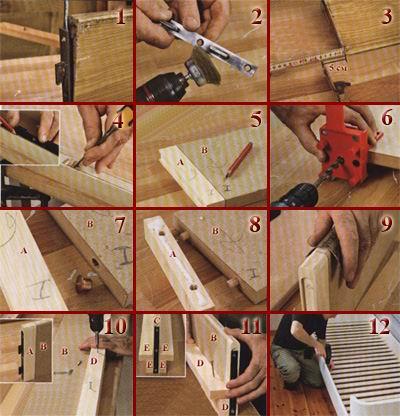 Как сделать деревянные шканты своими руками 45